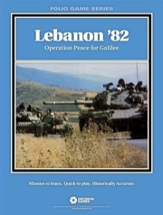 Folio: Lebanon 82: Operation Peace For Gaillee