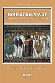Folio: Belisariuss War: The Roman Reconquest of Africa, AD 533-534