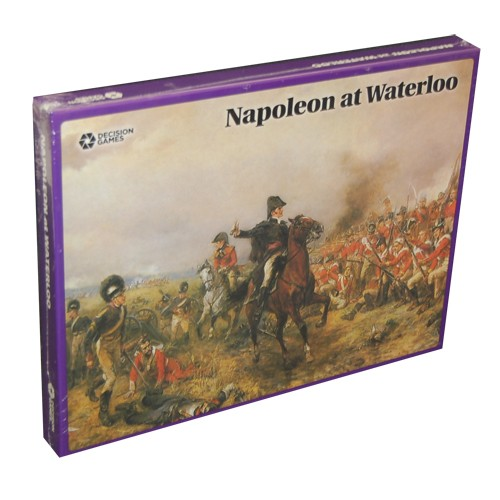 Napoleon at Waterloo