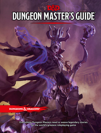 Dungeons and Dragons 5th Ed: Dungeon Masters Guide HC
