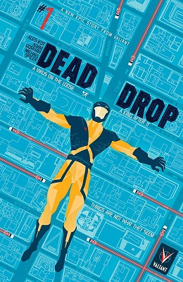 Dead Drop (2015) Complete Bundle - Used