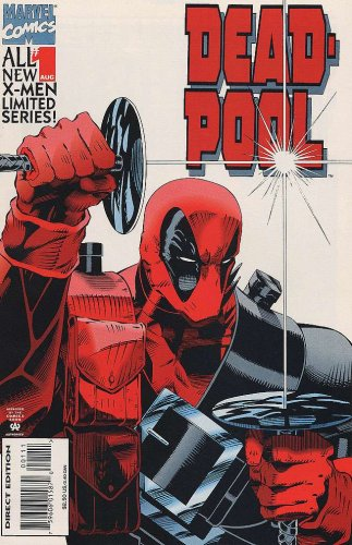 Deadpool (1994 Limited Series) Complete Bundle - Used