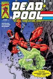 Deadpool (1997) no. 42 - Used