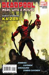 Deadpool: Merc with a Mouth (2009) no. 1 - Used