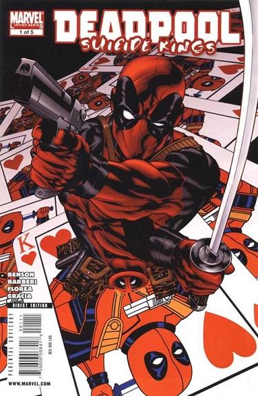 Deadpool: Suicide Kings (2009) Complete Bundle - Used