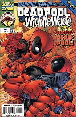 Deadpool Team-Up (1997) - Used