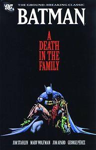 Batman: Death in the Family TP