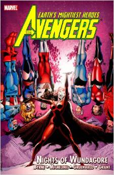Avengers: Nights of Wundagore TP