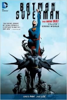 Batman Superman: Volume 1: Cross World HC - Used