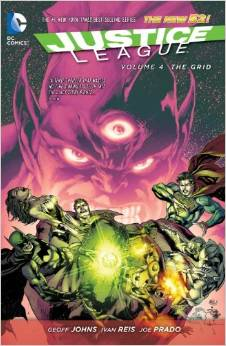 Justice League: Volume 4: The Grid HC - Used