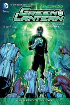Green Lantern: Volume 4: Dark Days HC - Used