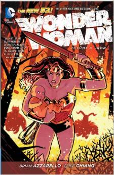 Wonder Woman: Volume 3: Iron HC - Used