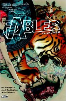 Fables: Volume 2: Animal Farm TP