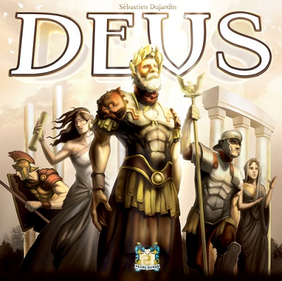 Deus Board Game - USED - By Seller No: 12677 Kathryn R Robertson