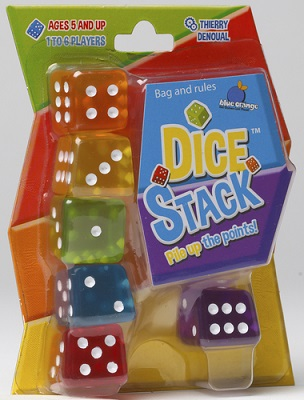 Dice Stack Dice Game
