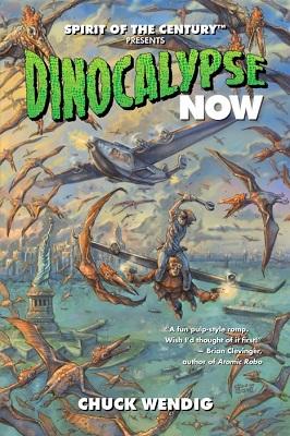 Spirit of the Century:Dinocalypse Now