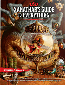 Dungeons and Dragons 5th Ed: Xanathars Guide to Everything