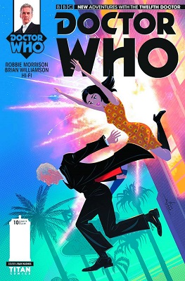 Doctor Who: The Twelfth Doctor no. 10