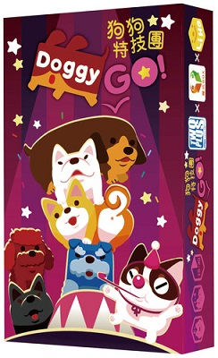 Doggy Go Card Game