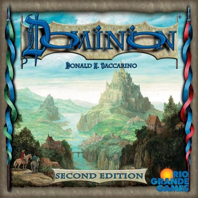 Dominion Core Game (2nd Edition)