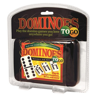Dominoes To Go Board Game