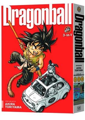 Dragon Ball 3 in 1: Volume 1 TP