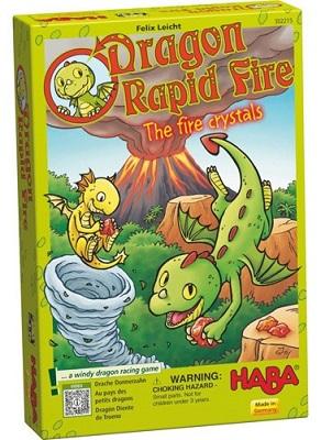 Dragon Rapid Fire Board Game