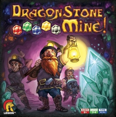 DragonStone Mine Board Game