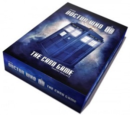 Doctor Who: The Card Game (2nd edition) - USED - By Seller No: 20 GOB Retail
