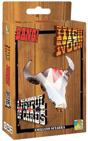 Bang: High Noon and A Fistful of Cards