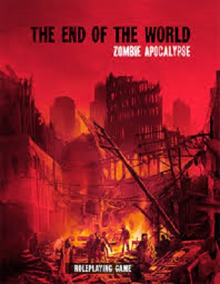 The End of the World: Zombie Apocalypse - Used