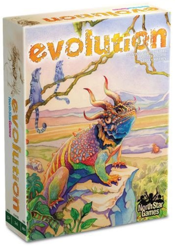 Evolution Board Game (2nd Edition)