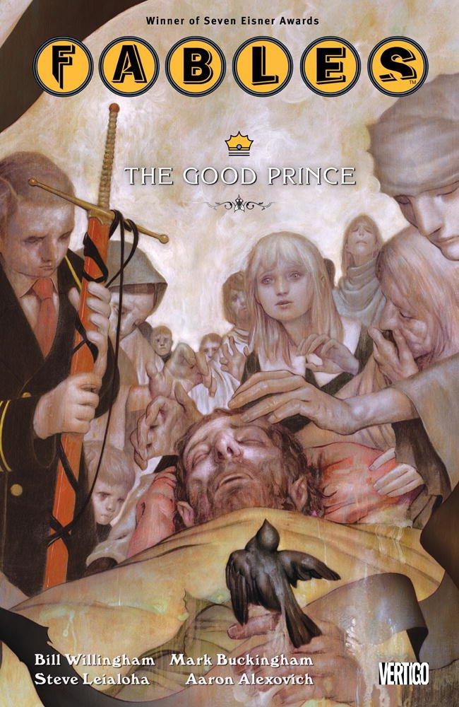 Fables: Volume 10: The Good Prince TP - Used