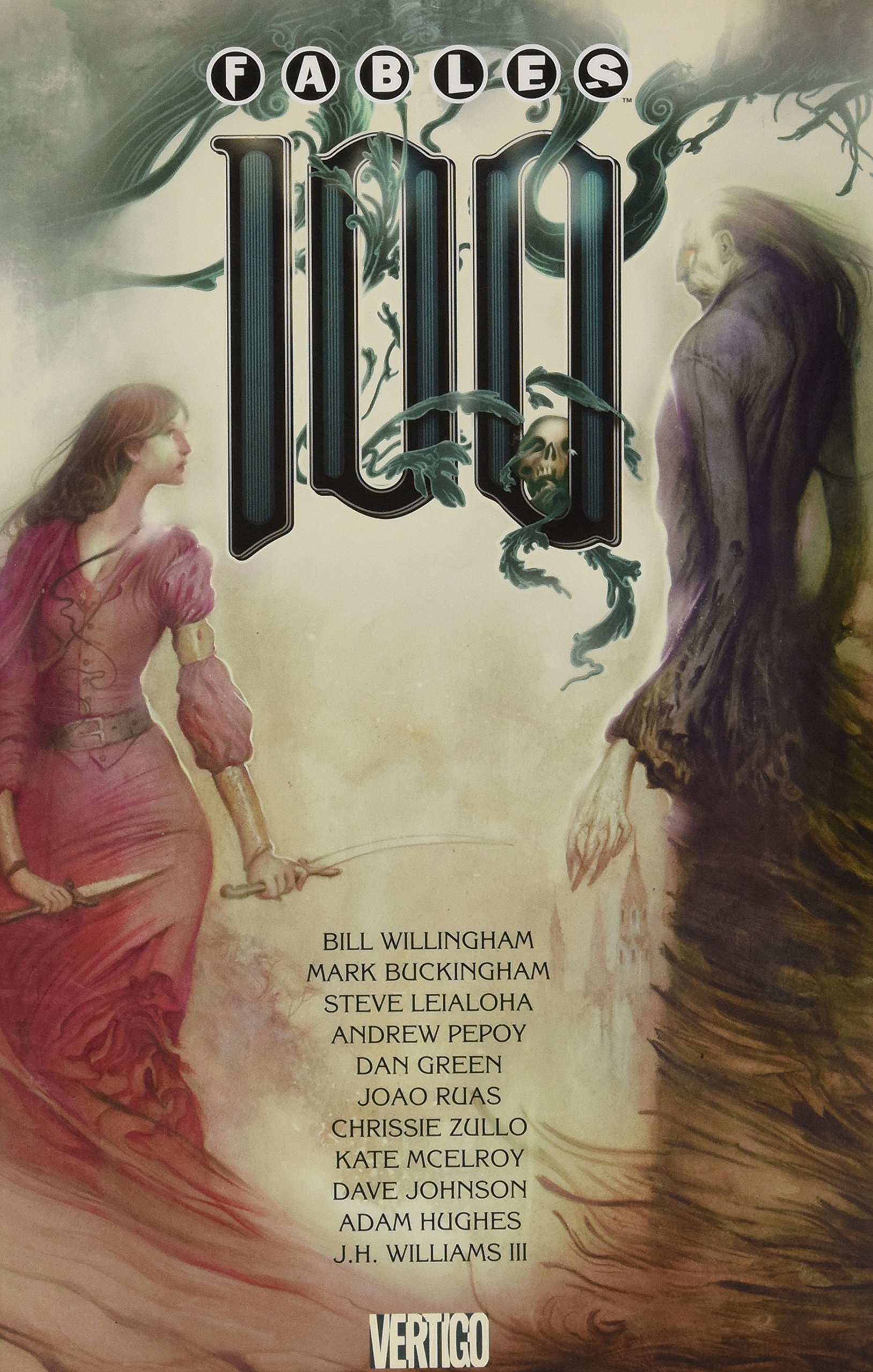 Fables 100 TP - Used