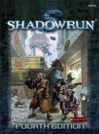 Shadowrun: Fourth Edition: Hard Cover: Fanpro - USED