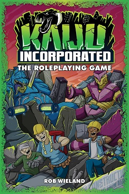 Fate RPG: Kaiju Incorporated