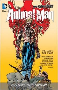 Animal Man: Volume 1: The Hunt (New 52) TP - Used