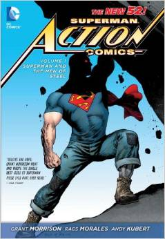 Super Action Comics: Volume 1: Superman and the Men of Steel HC - Used