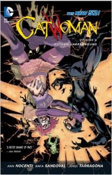 Catwoman: Volume 4: Gotham Underground TP