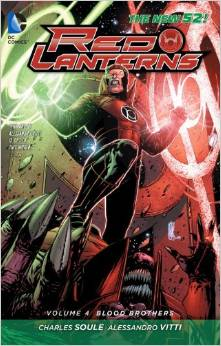 Red Lanterns: Volume 4: Blood Brothers TP - Used