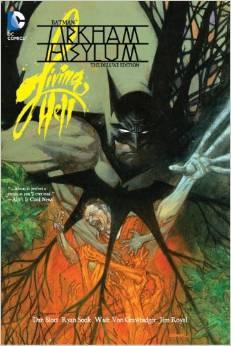 Batman: Arkham Asylum: Living Hell: Deluxe Edition HC