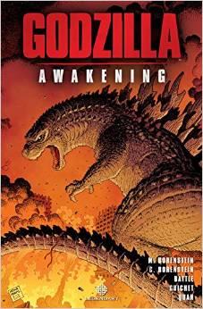 Godzilla: Awakening HC