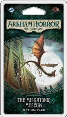 Arkham Horror the Card Game: The Miskatonic Museum Expansion