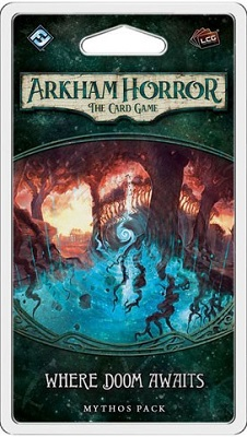 Arkham Horror the Card Game: Where Doom Awaits