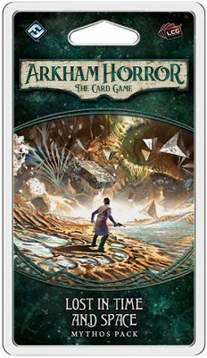 Arkham Horror the Card Game: Lost in Time and Space Mythos Pack