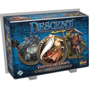 Descent: Journeys in the Dark 2nd ed: Visions of Dawn