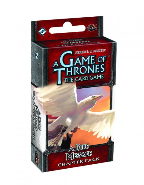 A Game of Thrones the Card Game: A Dire Message Chapter Pack