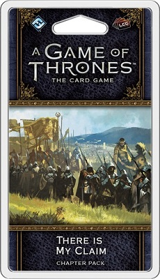 A Game of Thrones: The Card Game: There is My Claim Chapter Pack (2nd edition)
