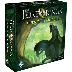 The Lord of the Rings: Journey to Mordor Dice Game