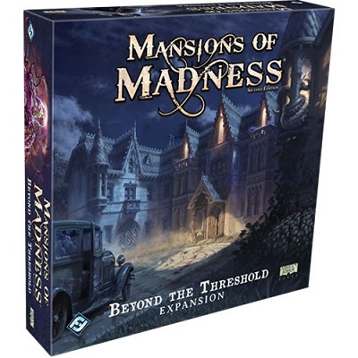 Mansions of Madness 2nd Ed: Beyond the Threshold Expansion